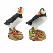 Puffins, 9cm, 2 assorted