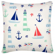 Nautical Cushion & Inner, 40cm