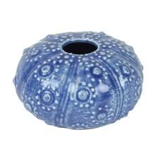 Sea Urchin, blue, 12cm