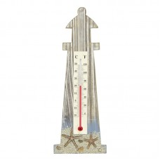 Lighthouse-shaped Thermometer, 33cm
