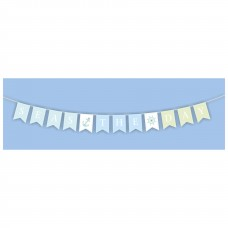 "Wooden ""Seas the Day"" Bunting, 160cm"