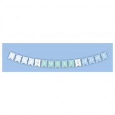 "Wooden ""Home Sweet Home"" Bunting, 180cm"