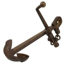 Wooden Anchor, 23cm