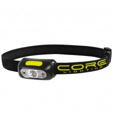 Core CLH200 Rechargeable Head Torch
