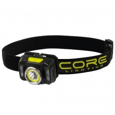 Core CLH320 Rechargeable Head Torch