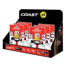 Coast FL13R Head Torch Display Pack of 6