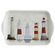 South Coast Lighthouses Tray, 20cm