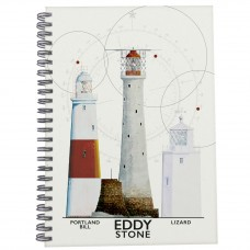 South West Coast Lighthouses Notebook, 21cm