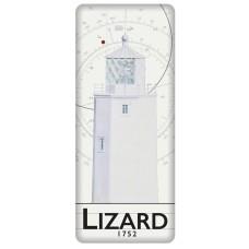 Lizard Lighthouse Fridge Magnet, 12cm