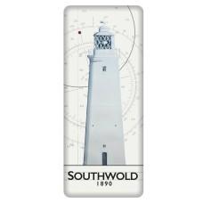 Southwold Lighthouse Fridge Magnet, 12cm