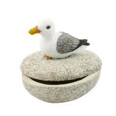 Seagull Trinket Pot, 6cm