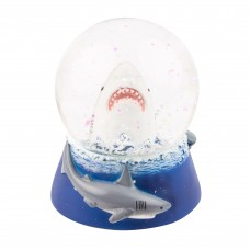 Sharks Head Snowglobe, 6cm