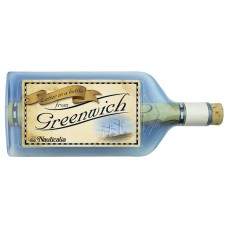 Letter-in-a-Bottle - Greenwich, 18cm, 2 assorted