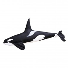 Giant Orca Cushion, 118cm