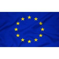 Courtesy Flag - EEC, 30x45cm