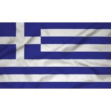 Courtesy Flag - Greece, 30x45cm