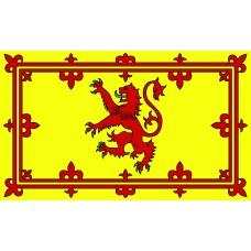 Courtesy Flag - Scottish Lion