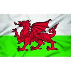 Courtesy Flag - Welsh Dragon