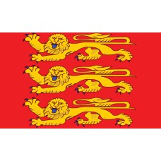 Courtesy Flag - Normandy, 30x45cm