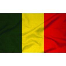 Courtesy Flag - Belgium, 30x45cm