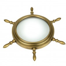 Ship's Wheel Magnifier, 15cm