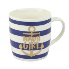 """Nauti Girl"" Mug, 400ml"