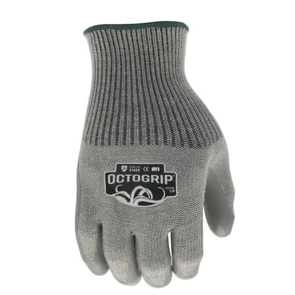 OctoGrip Heavy Duty Polycotton Glove,  x large