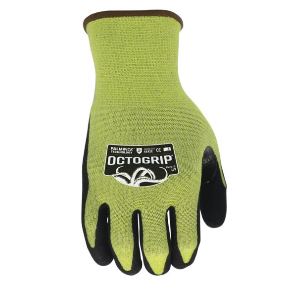 OctoGrip Cut Safety Glove, x large