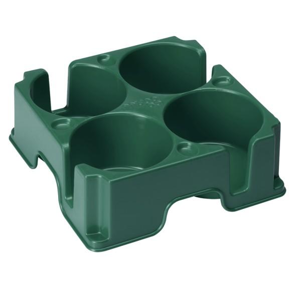 Recycled Ocean Plastic Muggi Mug Holder, green