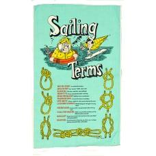 Sailing Galley Cloth