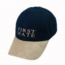 """""""First Mate"""" Yachting Cap"""