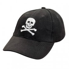 Yachting Cap - Skull and crossbones