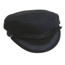 Breton Cap, navy, size 57