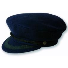 Breton Cap, navy, size 59
