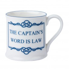 Campfire Mug - Captains Word
