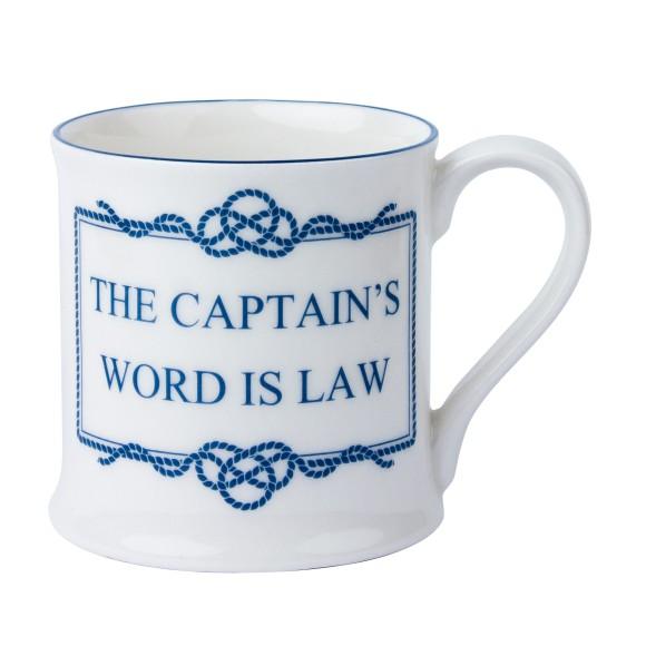 Campfire Mug - Captains Word