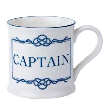 Campfire Mug - Captain