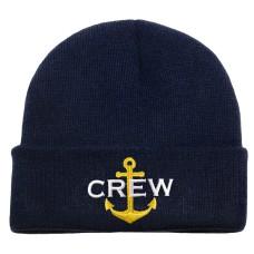 Crew & Anchor Beanie