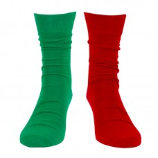 Captain's (port/starboard) Socks, red/green