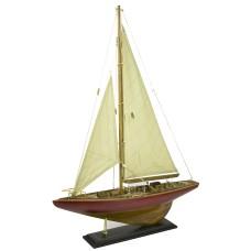 Antique-style Yacht, 42cm