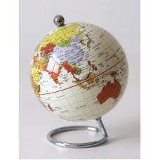 Globe, 10cm, ivory