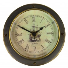 Antique Marine Clock