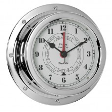 Fitzroy Tide Clock (QuickFix), Chrome