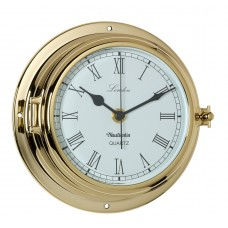 London Clock, Brass