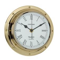 Chatham Clock (QuickFix), Brass