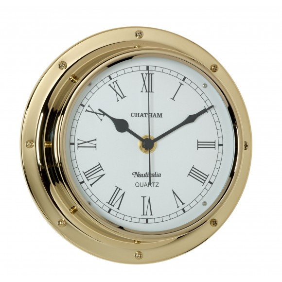 Chatham Clock (QuickFix), Brass