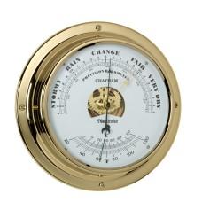 Chatham Barometer (QuickFix), Brass