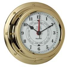 Fitzroy Tide Clock (QuickFix), Brass