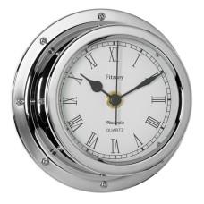 Fitzroy Clock (QuickFix), Chrome