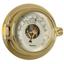 Brass Riviera Barometer